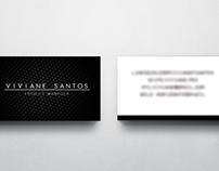 Cartão de Visita Viviane Santos