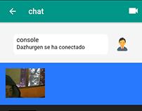 Realtime VideoChat app
