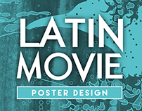 Latinmovie Poster
