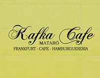 Material gráfico para restaurante en España.