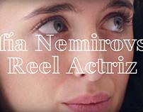 Reel Sofía Nemirovsky 2017
