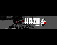 Banner, canal do youtube (kazuplays)
