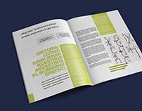 Editorial Design for Zio Bain