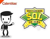 Tostaderos Sol _ Pipas Calentitas