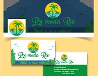 Logo e Identidade Visual para Pri Moda Rio.