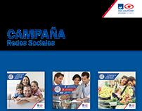 CAMPAÑA / REDES SOCIALES PARA AXA COLPATRIA / WIGILABS