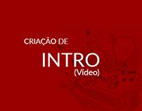 Criação de Intro (Vídeo)