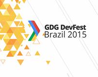 GDG DevFest Brazil 2015