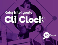 Producción Audio visual - PC Smart / Cli Clock