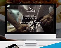 Seedsfood - Website, E-commerce, Logo, Broading