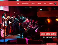 Web para estudiante de música: andreamendozaf.com