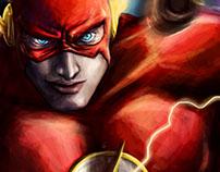 The Flash (fan art)