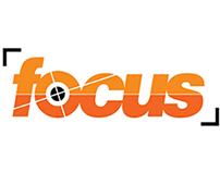 Criação de logotipo para Agência Focus Comunicação