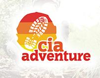 Logomarca - Cia Adventure