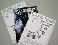 "Campaña ""Arma tu pulsera de Charms"" para Swarovski"