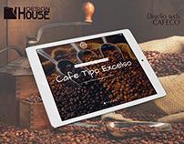 Diseño web CAFECO