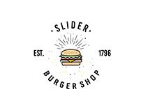 Slider Burger Shop