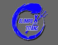 Logo Olimpo Titans X