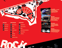 Panel Infográfico Rock in Rio