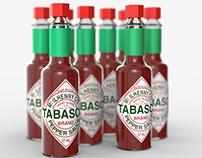 Tabasco Pepper Sauce - Estudo