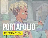 Portafolio / Pintura e ilustración
