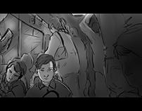 Saudade (Storyboard)