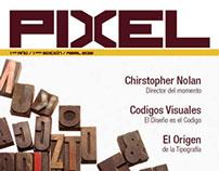 Revista / Magazine PIXEL