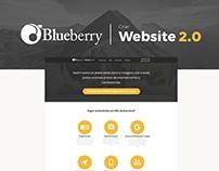 Blueberry Website 2.0