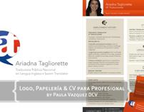 AT Traducciones - Imagen de Profesional