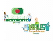 Médico Residente / Virus: La Resistencia