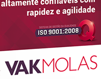 Folder Vak Molas