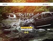 Digital / Renault Duster Travel