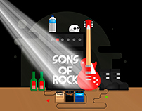 Sons of Rock - Game Design