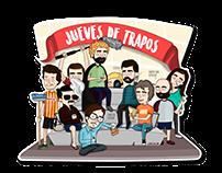 Jueves de Trapos | Fan art