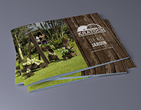 Kratoch - catalogue design