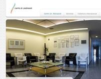 Sitio web Centro Dr. Pedrazzoli