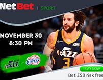 Sport Banner NetBet