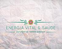 ENERGIA VITAL & SAÚDE - Branding