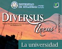 Diseño Editorial para la Universidad de Ixtlahuaca CUI