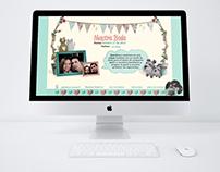 Diseño web Matrimonio Fer y Ric