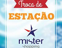 Troca de Estação - Mister Shopping