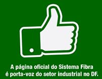 Facebook do Sistema Fibra