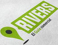 RIVERS | Rediseño de Logotipo
