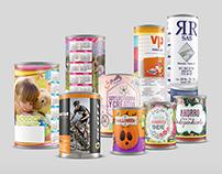 Diseños Agrupar Envases