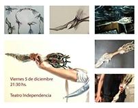 Escenografía El cuervo Blanco