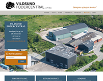 Vildsund Fodercentral (PSD To WORDPRESS)