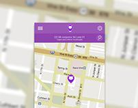 Petiee - App design