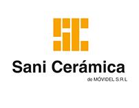 Renovación de iso y logotipo de Sani Cerámica.