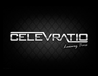CELEVRATIO Luxury Bars Identity Corporate Design