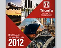 Relatório de Sustentabilidade 2012 - TRIUNFO (Proposta)
